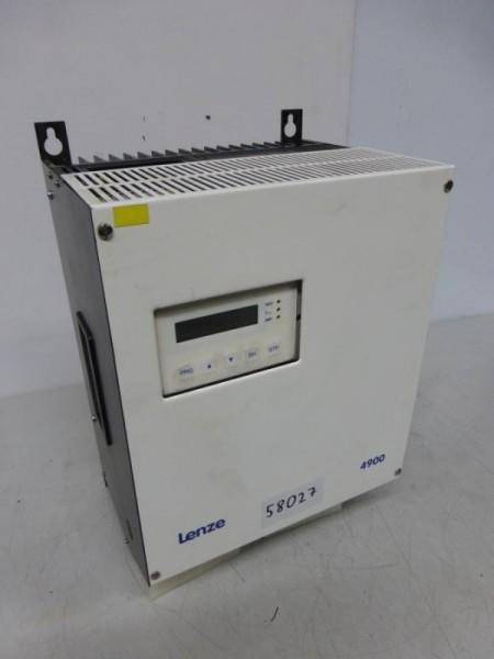 Stromrichter, Gleichstrom Antriebsregler, Motorsteuerung, LENZE Serie 4900