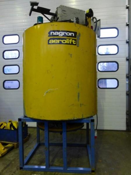 Vakuum-Hebegerät für Papierrollen, Vakuumheber für die Papierindustrie