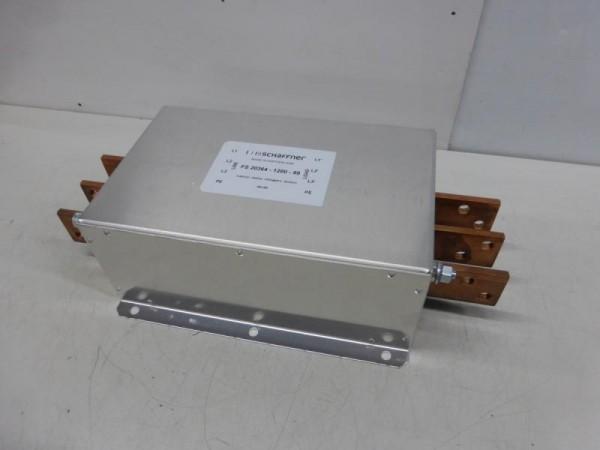 Hochstrom-EMV-Filter SCHAFFNER 3 Phasen, 3 x AC- Vorschaltgerät, Netzanschlußmodul, Netzfilter