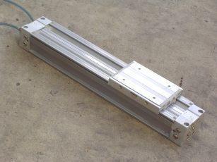 Druckluftzylinder Lineareinheit
