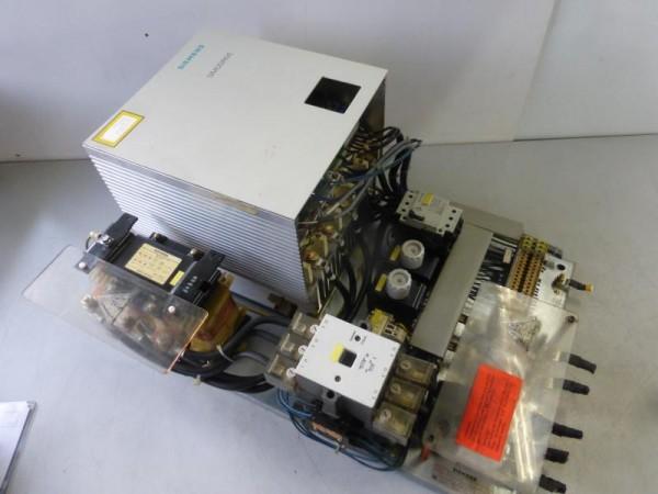 Gleichstrom-Hauptspindelantriebe Stromrichtergeräte mit digitaler Reglung Simoreg 6RA2732-6DV55-0AA