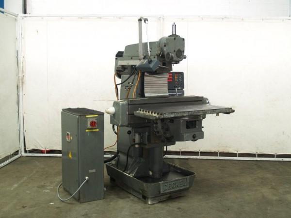 Universal Werkzeug-Fräsmaschine
