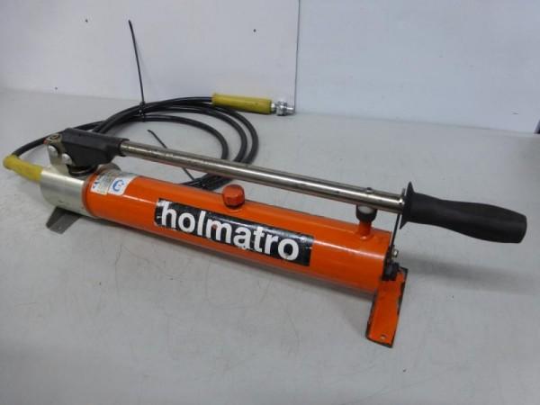 Hydraulische Handhebelpumpe, Hydraulikhandpumpe, Manuelle Hydraulikpumpe, Hochdruckpumpe