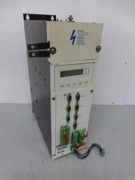 AC- Servoantrieb, Servosteller, Servoumrichter, Servoregler, Antriebsregler Frequenzumrichter, Servo
