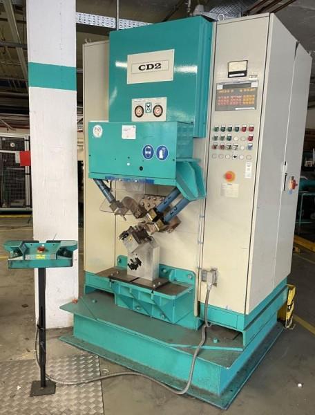 Kondensatorentlade Schweißmaschine, Kondensatorentladungsschweißen Punkt- Buckel-Schweißmaschine