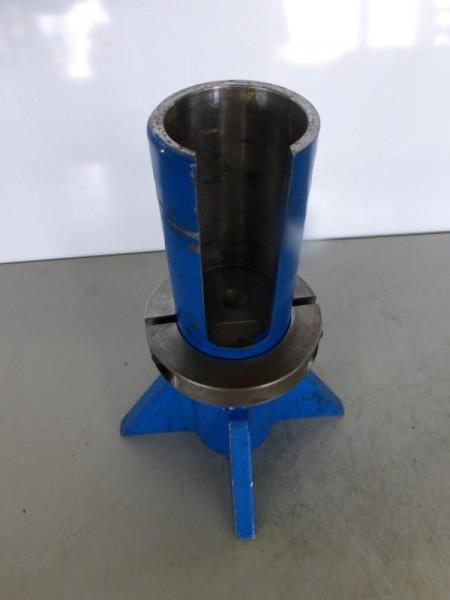 Zylinderstandfuß für Hydraulikstempel, Lukaszylinder, Maschinenheber