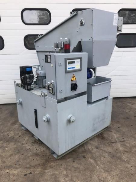 Vakuumrotationsfilter, Bandfilteranlage, Papierbandfilter, Schrägbettfilter KNOLL Kühlschmierstoff-F