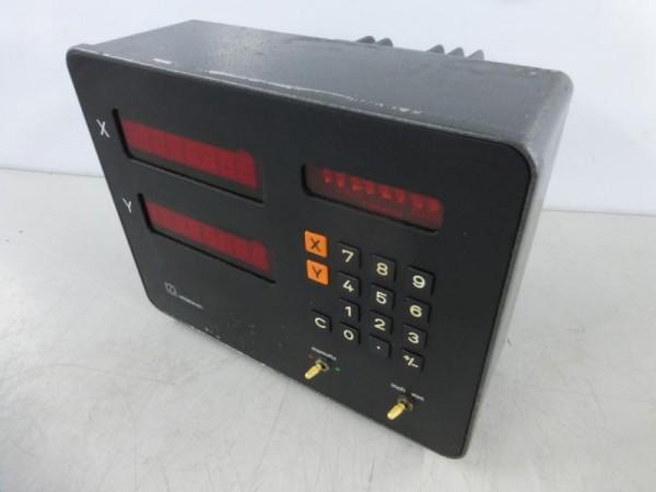 2 -Achsen Digitalanzeige, Positionsanzeige, Vor- Rückwärts- Zähler, Counter