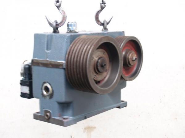 Hydraulisch schaltbares Getriebe