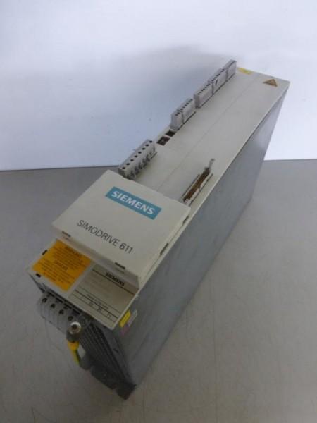 AC-Versorgungsmodul, Ein-/Rückspeisemodul Simodrive 611