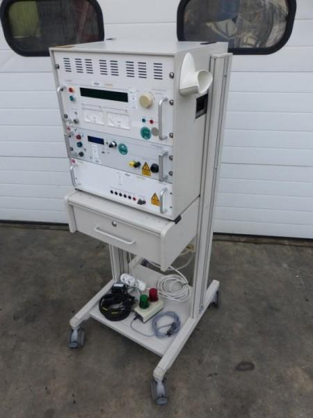 Prüfpult, Prüfstation, Messstation, Prüfgerät, Messgerät, Tester für HV, PE, IS Messung