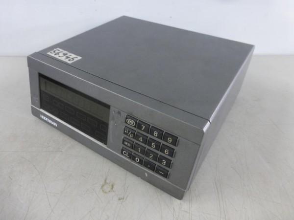 1 -Achsen Digitalanzeige, Positionsanzeige, Vor- Rückwärts- Zähler, Counter, Messwertanzeige