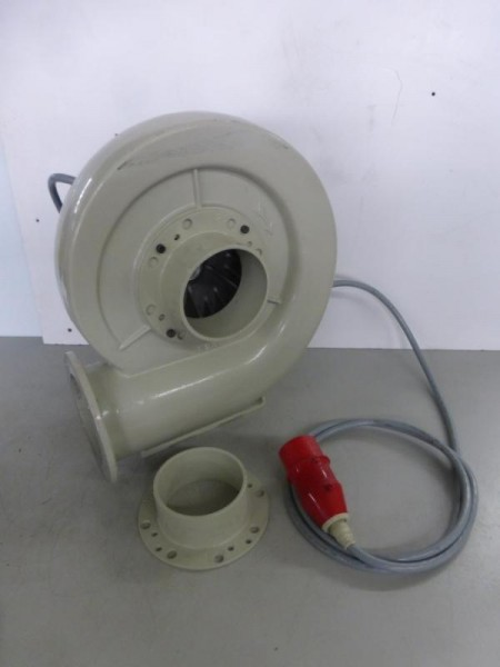Radialventilator- Lüfter für Absaugung oder Belüftung