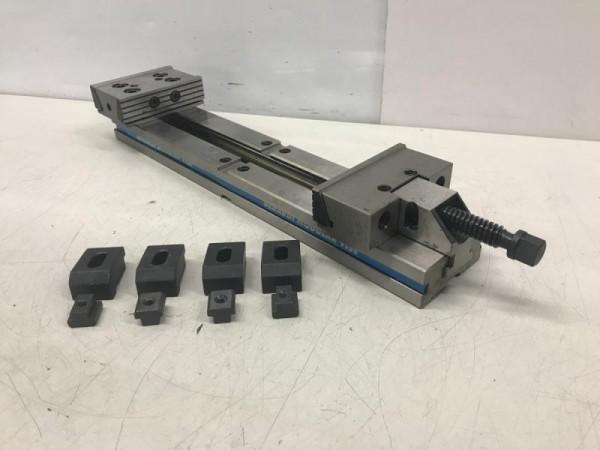 Mechanischer NC Maschinenschraubstock, Spanner Präzisions-Maschinenschraubstock