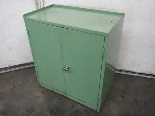 Metallschrank, Werkstattschrank mit 2 Türen