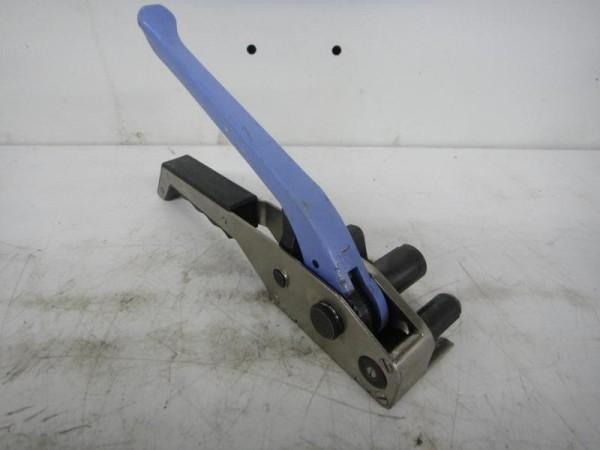 Spanngerät für Verpackungskunststoffband, Umreifungsgerät