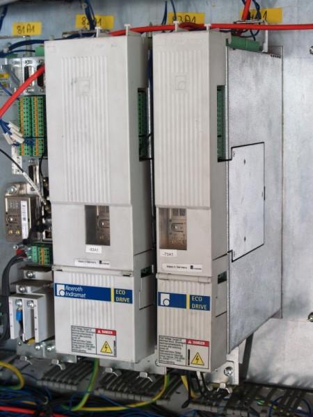 Antriebsregelgerät AC Servo Controller System 200