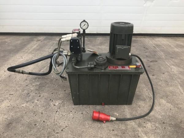 Hydraulikaggregat mit Hydraulikpumpe, Hydraulik Aggregat
