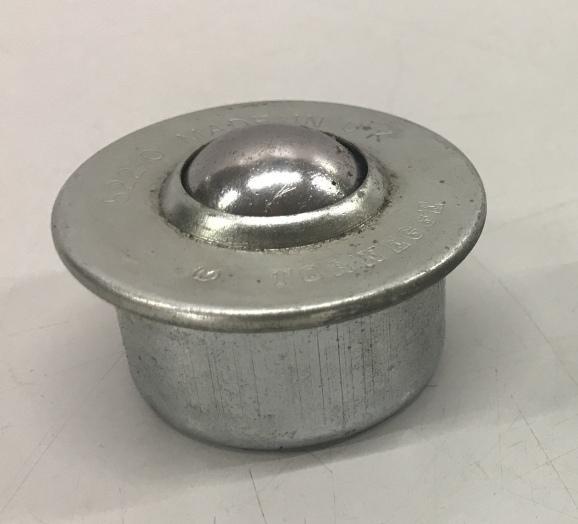 Kugelrolle für Kugelrollentisch zum Einbau in Rollenbahnen