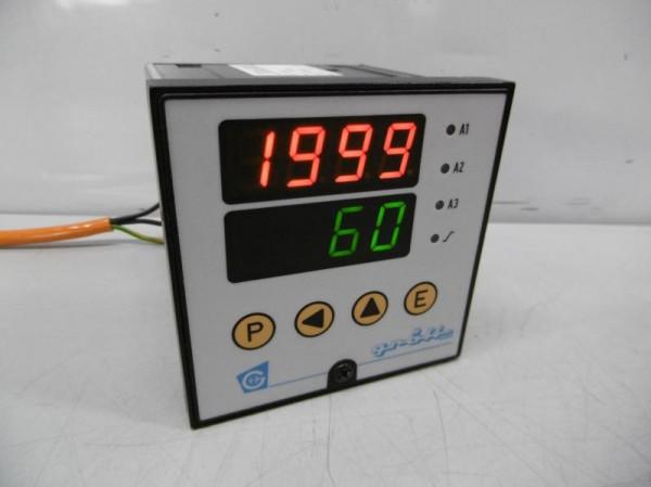 Temperaturregler, Temperaturregelgerät, Temperatursteuerung Mikroprozessorregler