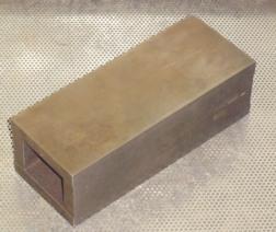 Aufspannwürfel (Stahlguß)