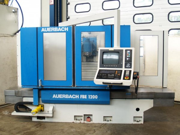 CNC Bettfräsmaschine