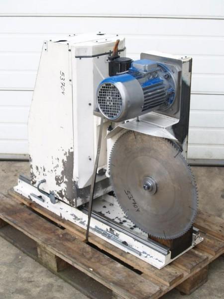 Gehrungs Kappsäge für Alu (Sonder-Maschinenbau)