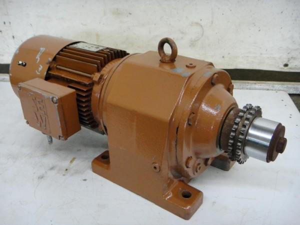 Getriebemotor mit Bremse