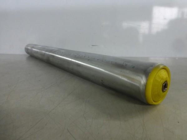 Tragrolle, Normrolle Stahl verzinkt Transportrolle für Rollenbahn oder als Untergurtrolle