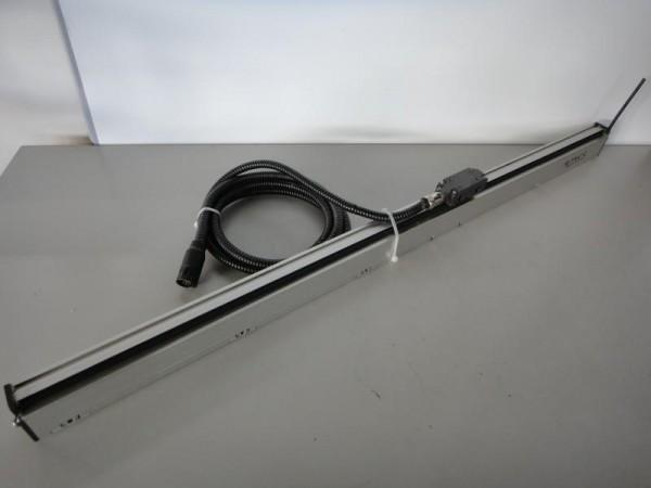 Glasmaßstab, inkrementales Längenmesssystem, Linear Scale, Maßstab mit Glaslineal für Positionsanzei
