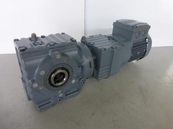 Getriebemotor, Elektromotor, Winkelgetriebemotor