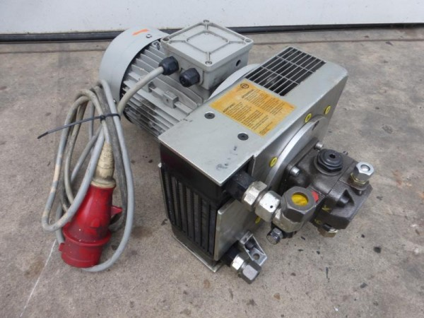 Hydraulikpumpe mit Elektromotor