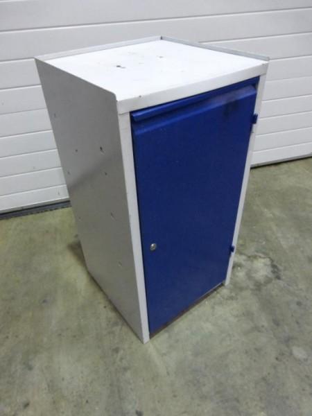 Blechschrank, Metallschrank mit Tür