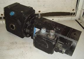 Drehstrom Servomotor Servo-Getriebemotor