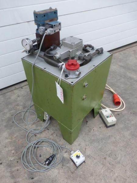 Hydraulikaggregat mit Hydraulikpumpe Hydraulik Aggregat