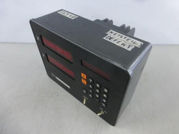 2-Achsen Digitalanzeige, Positionsanzeige, Vor- Rückwärts- Zähler, Counter