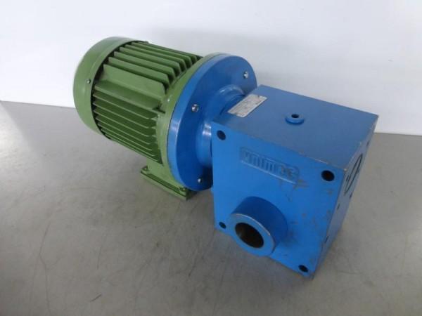 Getriebemotor mit Schneckengetriebe