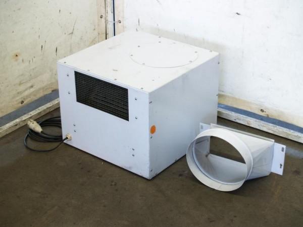 Radialventilator in Blechgehäuse