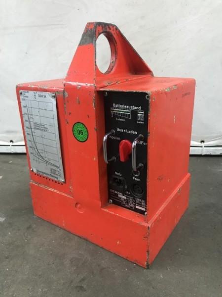 Hubmagnet - Batteriemagnet