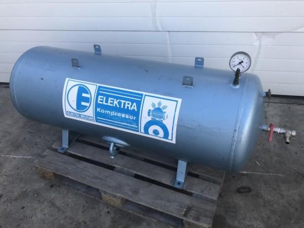 Druckluftbehälter, Druckluftkessel, Drucklufttank