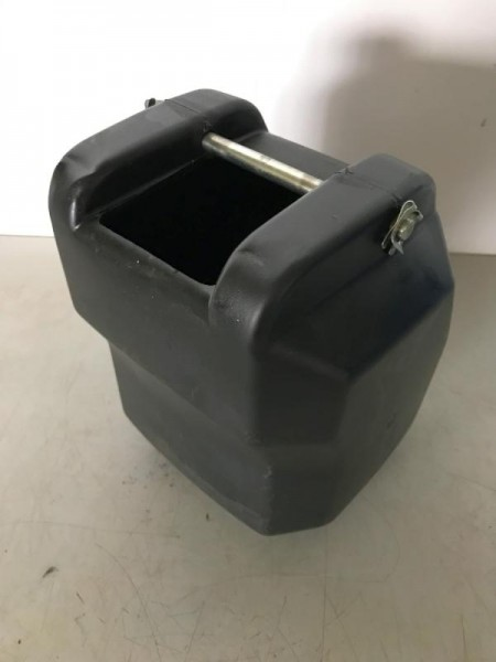 Kettenkasten, Kettenbunker für E-Kettenzug Kran Kettenspeicher, Kettensack