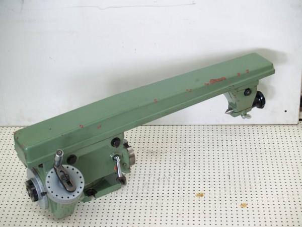 Teilapparat mit Gegenlager