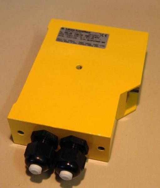 Lichtschranke, Lichtvorhang Sendeeinheiten Sender Leuze Lumiflex