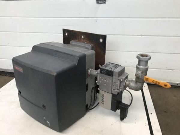 Gasbrenner für Warmluft-Hallenheizung