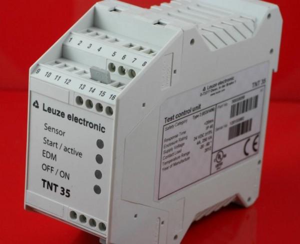 Kontrollgerät für Lichtvorhang und Lichtschranke LEUZE Lumiflex, Test-Überwachungseinheit
