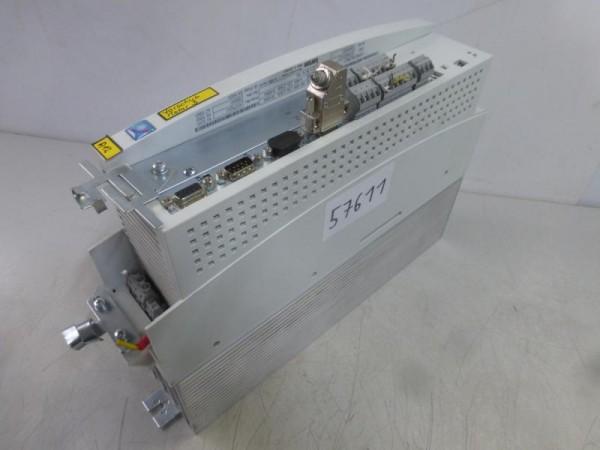 AC- Servoantrieb, Servosteller, Servoumrichter, Servo- Registerregler Global Drive, Servoregler, An