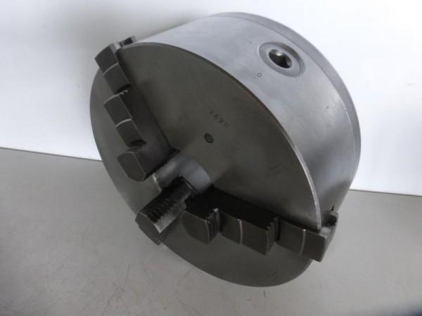 3-Backen Planspiral-Drehfutter