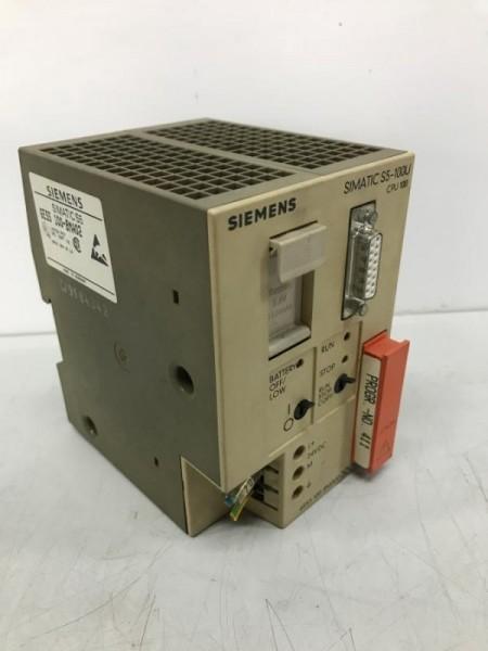Speicherprogramierbare Steuerung SPS S5 100U CPU 102