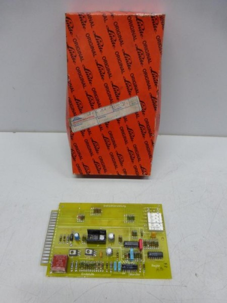 Elektronik Bauteil, Platine, Leiterplatte Steuerplatte, Steuerplatine