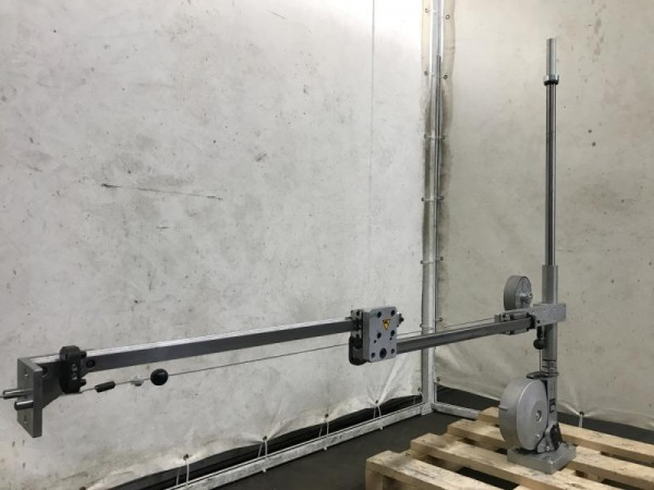 Handlinggerät, Handlingsystem Manipulator für Schraubtechnik